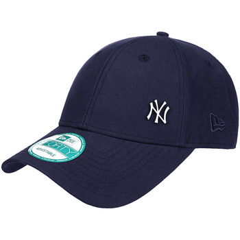 Accessoires textile Casquettes New-Era Casquette Mlb Ny Flawless Logo bleu