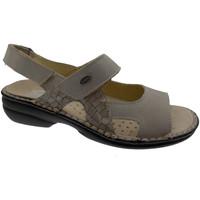 Chaussures Femme Sandales et Nu-pieds Calzaturificio Loren LOM2663sa blu