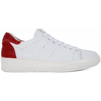Chaussures Femme Baskets basses Albano GINNICA ROSSO Bianco