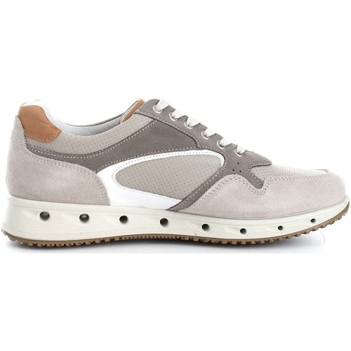 Igi&co 7716100 Basket Homme Grey/Pearl Grey/Pearl - Chaussures Baskets basses Homme