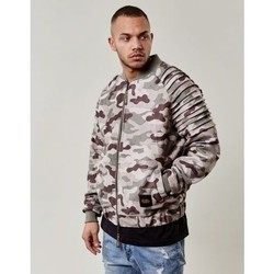 Vêtements Homme T-shirts manches courtes Cayler & Sons Bomber  Pleated Bomber Camouflage Camouflage