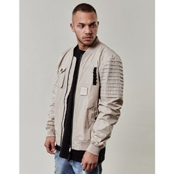 Vêtements Homme T-shirts manches courtes Cayler & Sons Bomber  Pleated Bomber Beige Beige