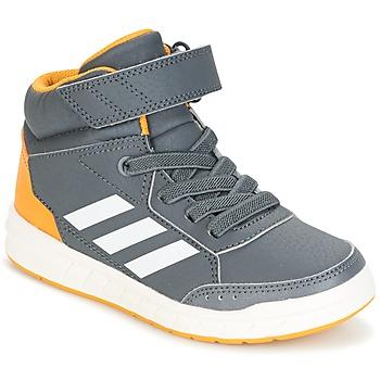 Chaussures Garçon Baskets montantes adidas Performance ALTASPORT MID EL K Gris