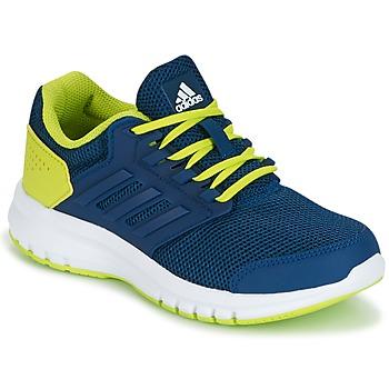 Chaussures Garçon Running / trail adidas Performance GALAXY 4 K Bleu