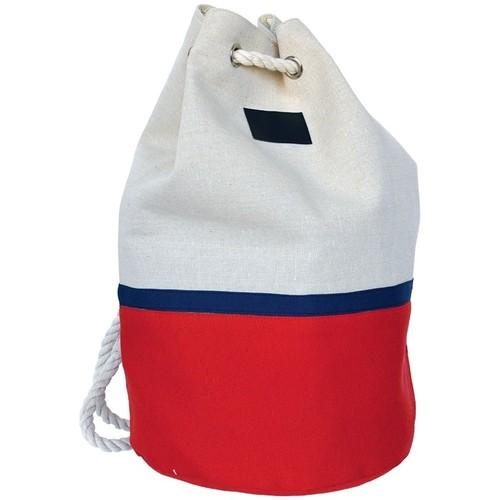 Sacs Femme Sacs porté épaule Mora Mora Sac Capcode Rouge Rouge