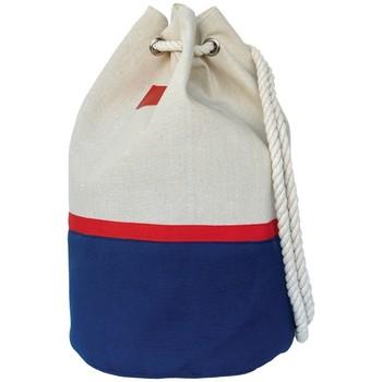 Sacs Femme Sacs porté épaule Mora Mora Sac Capcode Marine Bleu
