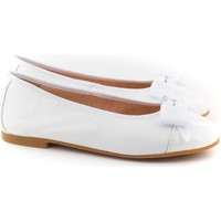 Chaussures Fille Ballerines / babies Boni Classic Shoes Boni Isaure - chaussure fille Blanche