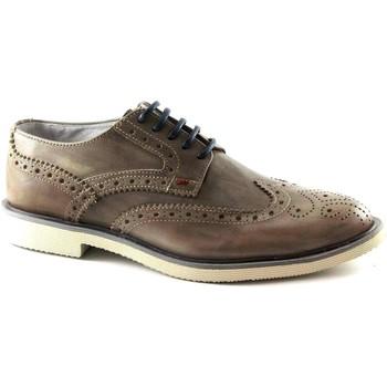 Chaussures Homme Richelieu Café Noir CAF-E17-RB112-273 Beige