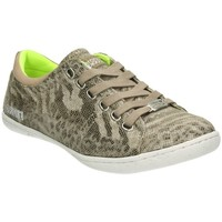 Chaussures Femme Baskets basses C. Tapioca T423-67 BEIGE