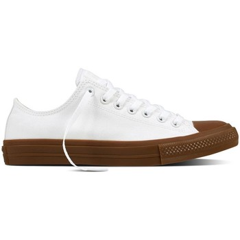 Chaussures Homme Baskets mode Converse CTAS II OX WHITE Blanc