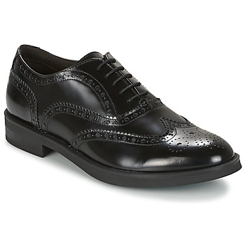 Chaussures Homme Derbies Stonefly CLASS II 2 BRUSH OFF Noir