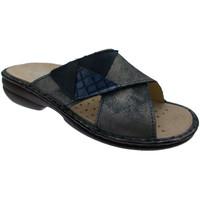 Chaussures Femme Mules Calzaturificio Loren LOM2657bl blu
