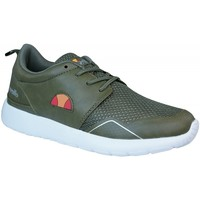 Chaussures Femme Baskets mode Ellesse Baskets Kranjska Gora Kaki Multicolor