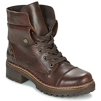 Chaussures Femme Boots Coolway HAMMER Marron
