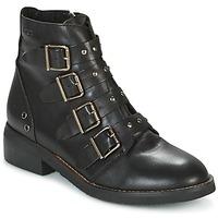Chaussures Femme Boots Coolway DENZEL Noir