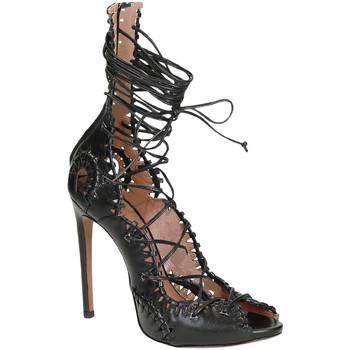 Chaussures Femme Sandales et Nu-pieds Alaa 4S3X524CB23 nero