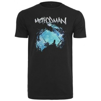 Vêtements Homme T-shirts manches courtes Wu Tang T-shirt Wu Wear Method Man The Meth Lab Noir Wu-Tang Clan Noir