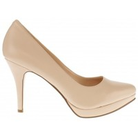 Chaussures Femme Escarpins Nine West Nw7prisilla Taupe Taupe