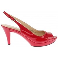 Chaussures Femme Escarpins Nine West Nw7kalner Red Rouge