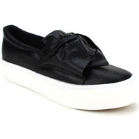 Chaussures Femme Baskets basses Cendriyon Baskets Noir Chaussures Femme Noir