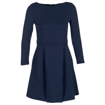 Vêtements Femme Robes courtes Petit Bateau LAUREANNA Marine