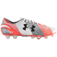 Chaussures Homme Football Under Armour ClutchFit Force FG Weiss