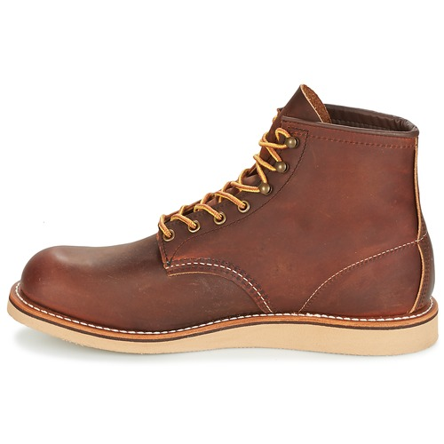 ROVER  Red Wing  boots  homme  marron