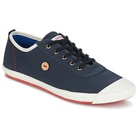 Chaussures Homme Baskets basses Faguo OAK01 Marine