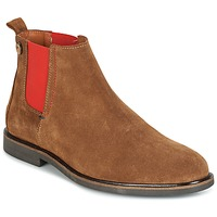 Chaussures Homme Boots Faguo CORK02 Marron