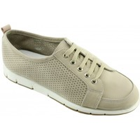 Chaussures Femme Baskets basses Aerobics Frame Confortable - Derby Beige