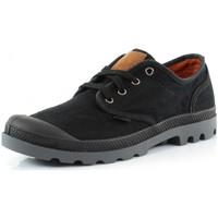 Chaussures Femme Baskets basses Palladium Pampa Oxford LC Noir