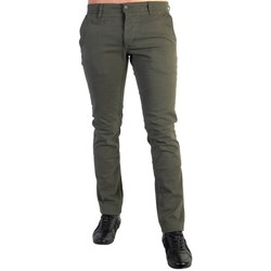 Vêtements Homme Chinos / Carrots Redskins Chino  Cody 2 Mahevan Khaki Vert