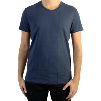 Vêtements Homme T-shirts manches courtes Redskins Tee Shirt  Meyer Calder Dark Navy Bleu