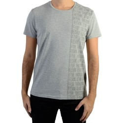 Vêtements Homme T-shirts manches courtes Redskins Tee Shirt  Meyer Calder Grey Chine Gris
