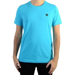Vêtements Homme T-shirts manches courtes Redskins Tee Shirt  Thanos Warner Turquoise Bleu