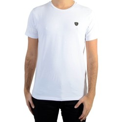 Vêtements Homme T-shirts manches courtes Redskins Tee Shirt  Thanos Warner White Blanc