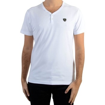 Vêtements Homme T-shirts manches courtes Redskins Tee Shirt  Ares Warner White Blanc