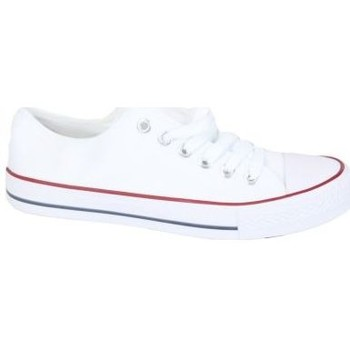 Chaussures Homme Baskets basses Kebello Baskets 80059 blanc