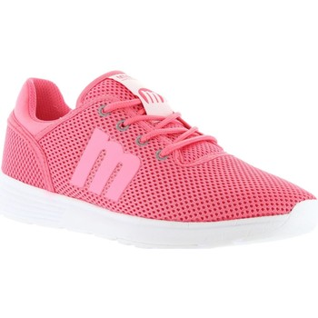 Chaussures Femme Baskets basses MTNG 69562 Rojo