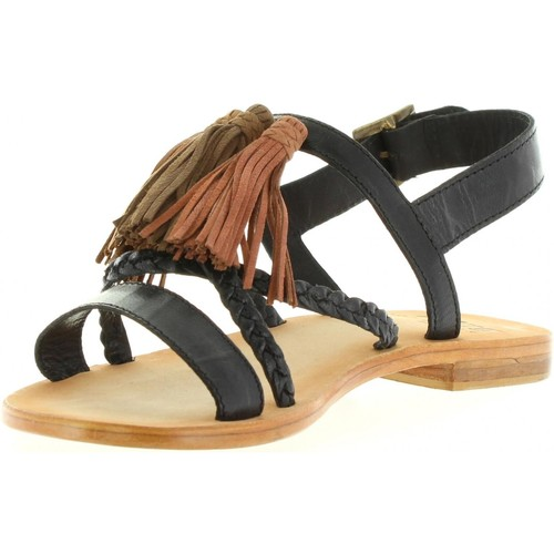 Mtng 94438 Negro - Chaussures Sandale Femme 3799