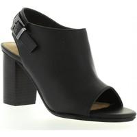 Chaussures Femme Sandales et Nu-pieds MTNG 53917 Negro