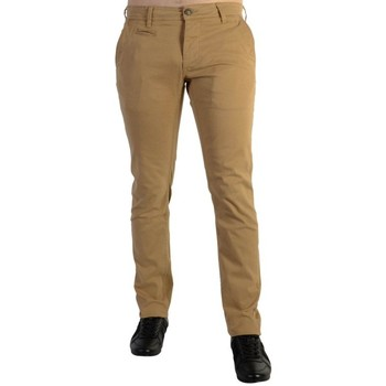 Vêtements Homme Chinos / Carrots Redskins Chino  Cody 2 Mahevan Camel Marron