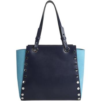 Sacs Femme Cabas / Sacs shopping Kesslord TICTACTOE ELITE_MVVE_MELTQ Bleu