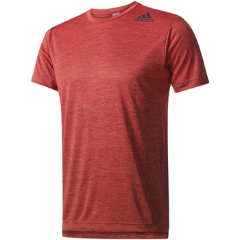 Vêtements Homme T-shirts manches courtes adidas Performance T-shirt  Freelift Gradient rouge