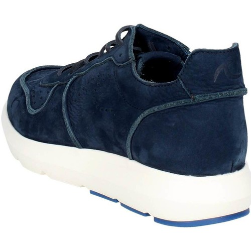 Chaussures Homme Baskets basses Docksteps DSE104338 Petite Sneakers Homme Bleu Bleu