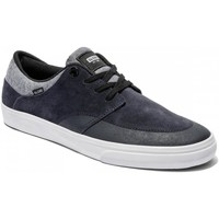 Chaussures Homme Chaussures de Skate Globe CHASE navy white Bleu