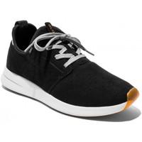 Chaussures Homme Chaussures de Skate Globe DARL LYT black grey orange Noir