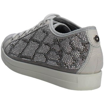 Chaussures Femme Baskets basses Imac 72155 Sneakers Femme Argent Argent