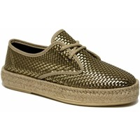 Chaussures Femme Randonnée Trash Deluxe SNEAKER CORDE  102B ESPADRILLES ORO ORO