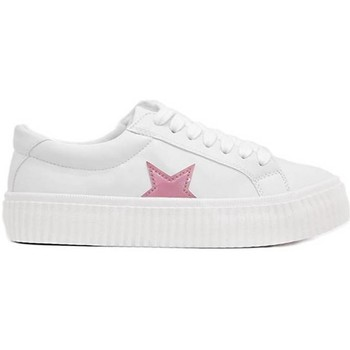 Chaussures Femme Baskets basses Coolway CHERRY blanc